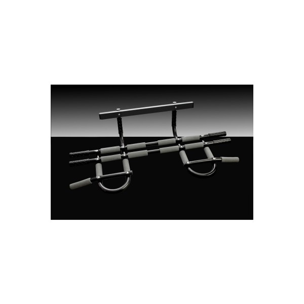 dkn barre de porte multifonction ab traction maboutique. Black Bedroom Furniture Sets. Home Design Ideas