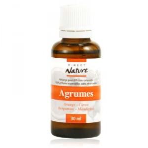 Huile Essentielle Agrumes 30 ml