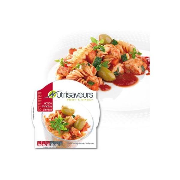 Action minceur starter salade de p tes l 39 italienne for Action minceur