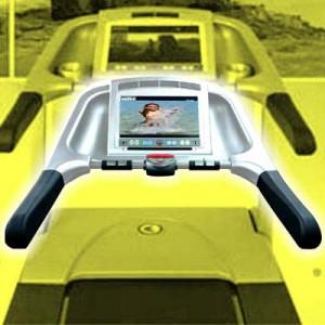 tapis de course avec ecran tv couleur cmt14 multiform With tapis de course avec tv
