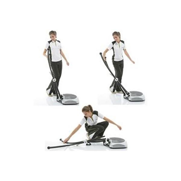 planche vibrante exercice