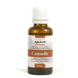 Huile essentielle Cannelle 30ml