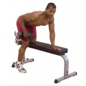 Bodysolid banc plat gfb350 - Banc plat de musculation ...