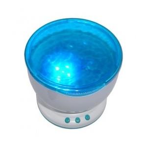 Projecteur de vagues MP3