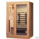 Sauna 2 Personnes FIR-022LEC
